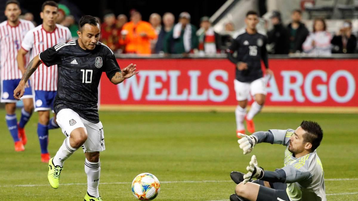 09554194bd21c México – Paraguay (4-2)  resumen del partido y goles - AS México
