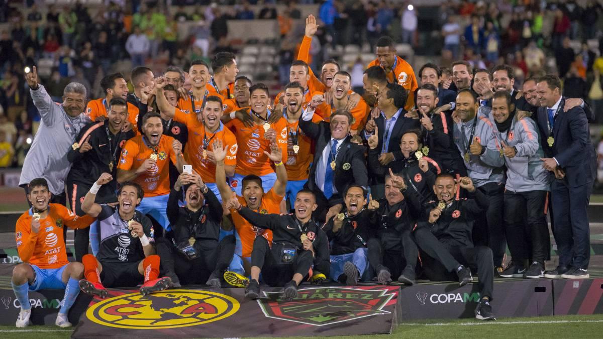 Resultado de imagen para América copa mx