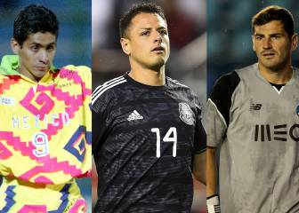 Chicharito eligió a Casillas sobre Campos en su 11 ideal