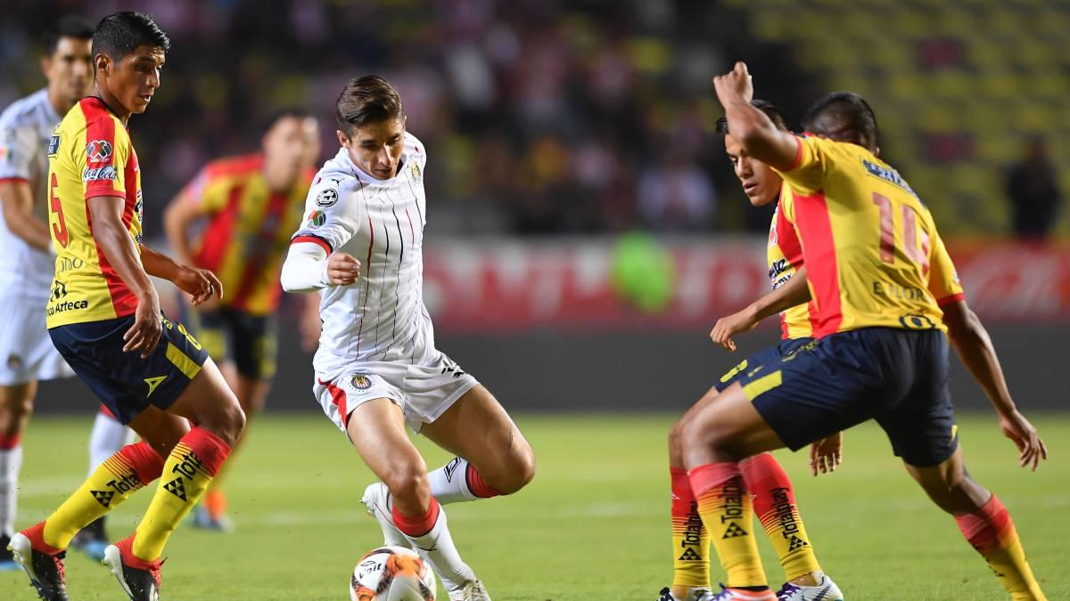 c56cc5bf5846a Monarcas Morelia – Chivas (1-0)  resumen del partido y gol - AS México