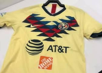 e13c047d07728 Circula en redes posible camiseta de local del América