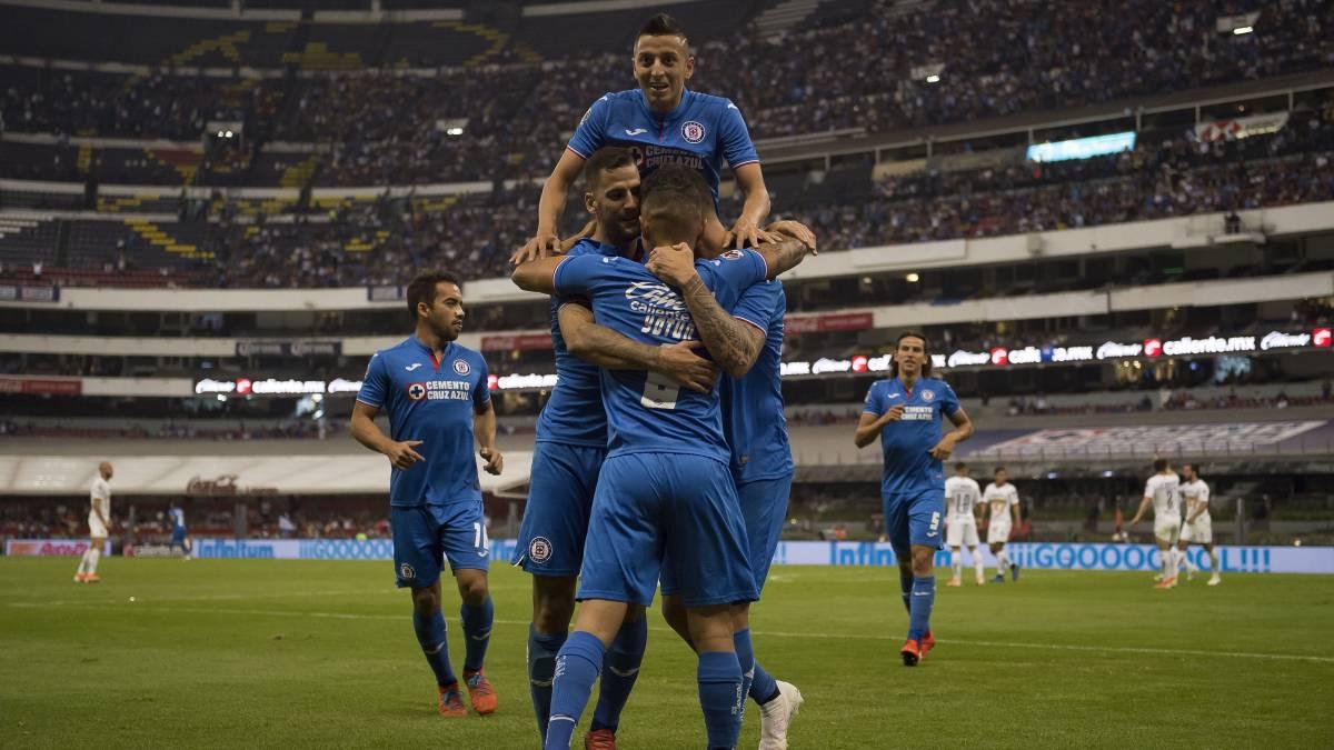 f6a0476b2 Cruz Azul – Pumas (2-1)
