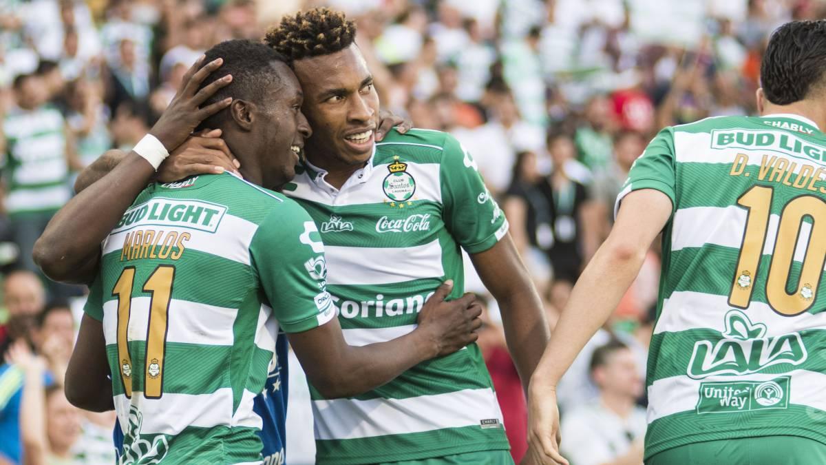 ddf9f72cb Santos – Pumas (5-2): resumen del partido y goles - AS México