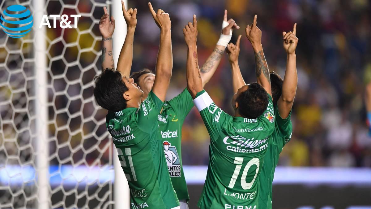 0b5cdbf2a20 América pierde contra el León (1-0), resumen y gol del partido - AS ...