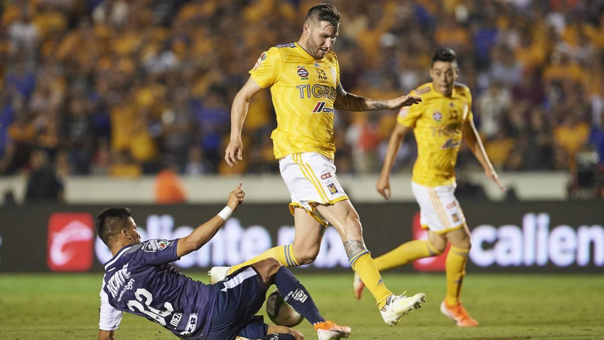 2ce2704b0b5 Tigres – Monterrey (1-0)  resumen del partido y gol - AS México