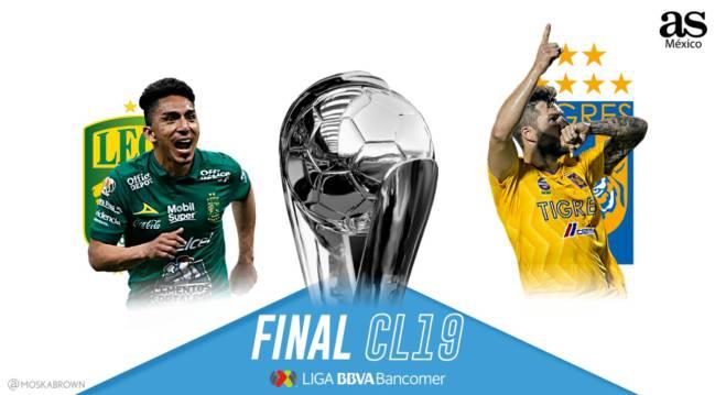 Definida la final del torneo Clausura 2019 de la Liga MX