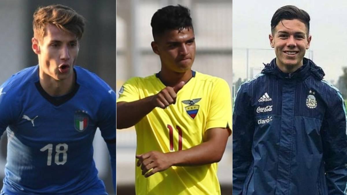 Los cinco candidatos a ganar la Copa del Mundo Sub-20