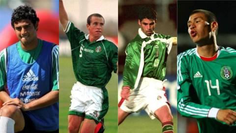 cc860e678 El 11 ideal de México en la historia de los Mundiales Sub20
