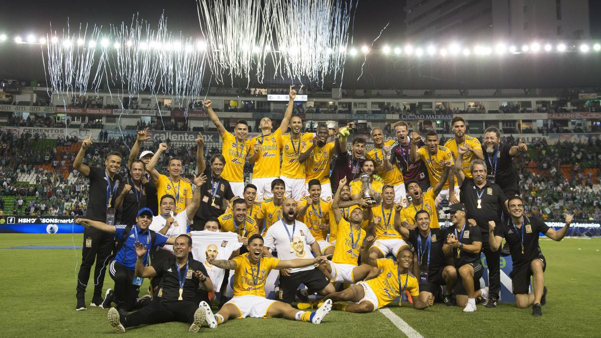 fb40e5b0e03 Tigres, campeón de Liga MX y Liga MX Femenil - AS México