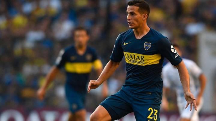 Resultado de imagen para 5.- Iván Marcone (Boca Juniors)