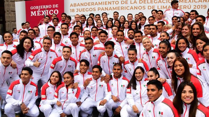 Juegos Panamericanos 2019 Calendario Futbol.El Calendario De Los Atletas Mexicanos En Los Panamericanos
