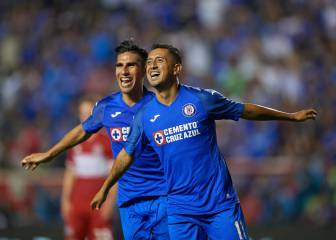Cruz Azul se muestra 'on fire' en Chicago y está en semis