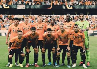 Jiménez y Wolves vencen al Crusaders en la Europa League