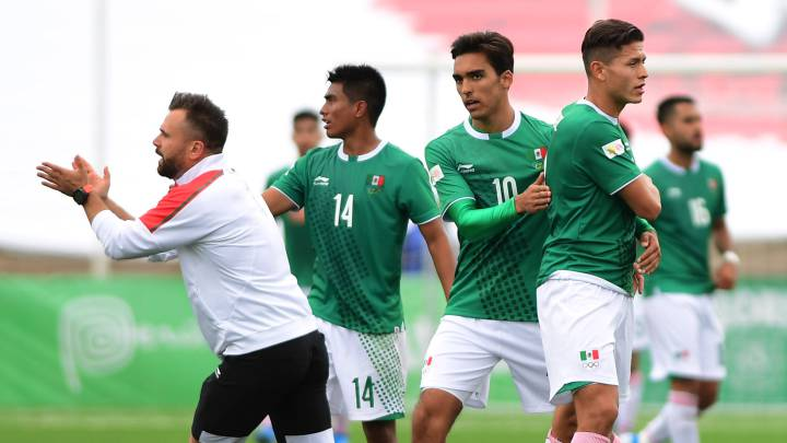 Juegos Panamericanos 2019 Calendario Futbol.Cuando Juega Mexico Varonil Su Segundo Partido En Lima 2019