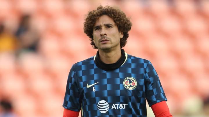 release date: 22f94 d3471 Guillermo Ochoa sufre ante Tigres; ¿Recuerdan el Aztecazo ...