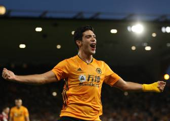 Raúl Jiménez y Wolves califican a la Europa League
