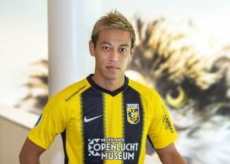 Keisuke Honda social media ad leads to Vitesse Arnhem deal