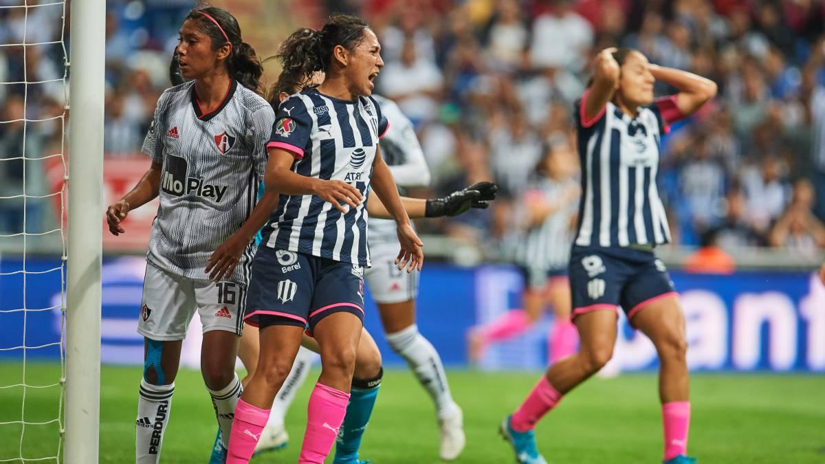Monterrey - Atlas (1-0): resumen del partido y gol - AS México
