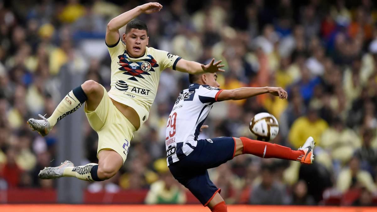 90 Minutos De Futbol En Vivo Por Internet américa - monterrey (2-1): resumen del partido y goles - as