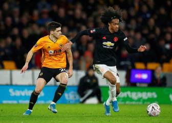 Wolves empatan con los Red Devils y se van al replay