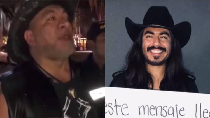 Carlos Trejo golpea al Rey Grupero por tratar de hacerle broma