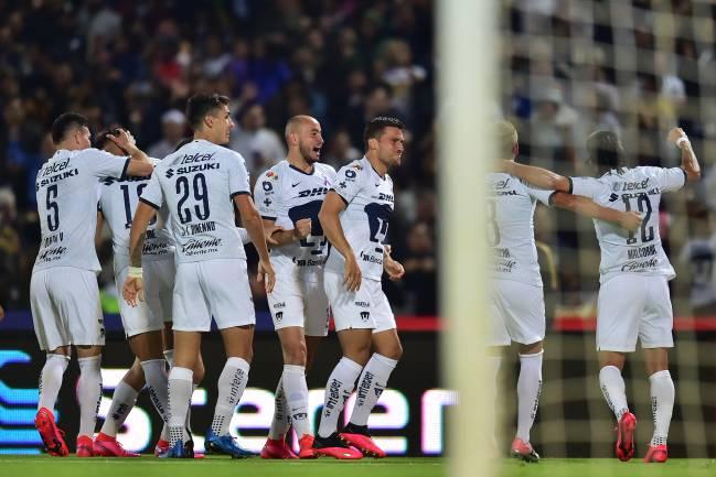 Pumas y América empatan en la jornada 9 del Clausura 2020