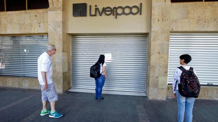 Coronavirus| Emergencia Sanitaria: Liverpool y otras tiendas ...