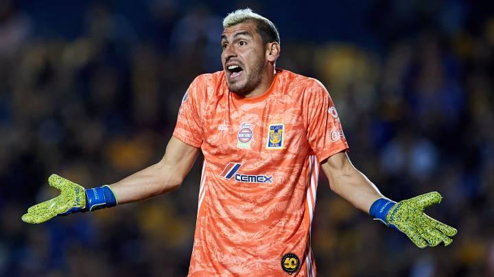 Nahuel Guzmán habría dado positivo a COVID-19, Tigres y la Liga Mx no han confirmado los reportes