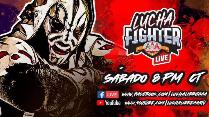 Lucha Fighter AAA Live, en vivo episodio 4, gran final, 9 de mayo