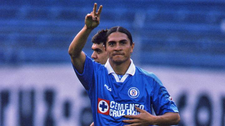 Juan Francisco Palencia, Cruz Azul