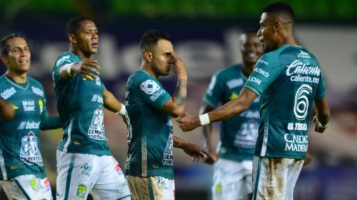El León reportó siete casos asintomáticos de COVID-19 - AS México