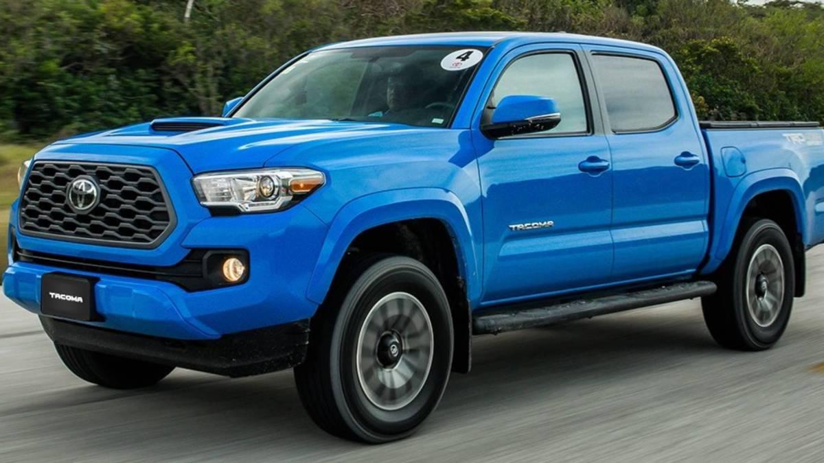 Toyota Tacoma 2021, a prueba: una pickup deportiva que desafía cualquier  terreno - AS México
