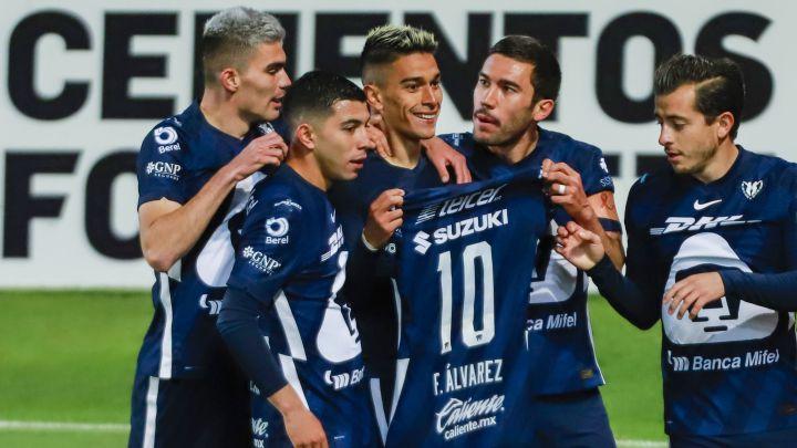 Pachuca - Pumas en vivo: Liga MX, Cuartos de final en directo
