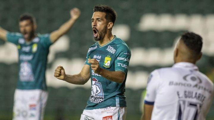 León - Puebla en vivo: Liga MX, Cuartos de final en directo