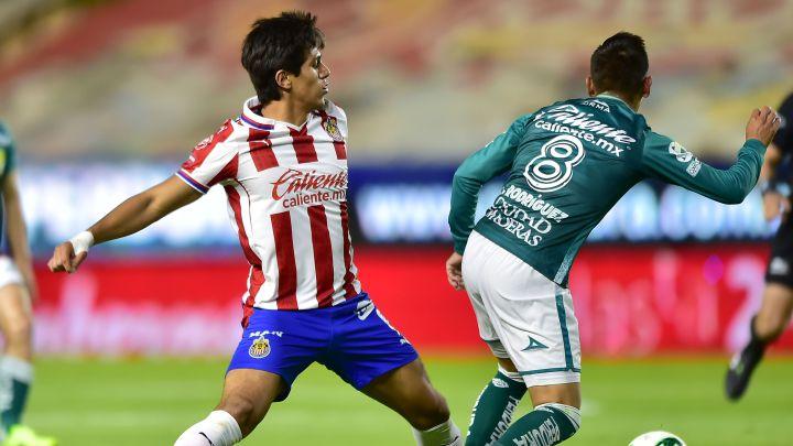 León - Chivas en vivo: Liga MX, semifinal en directo