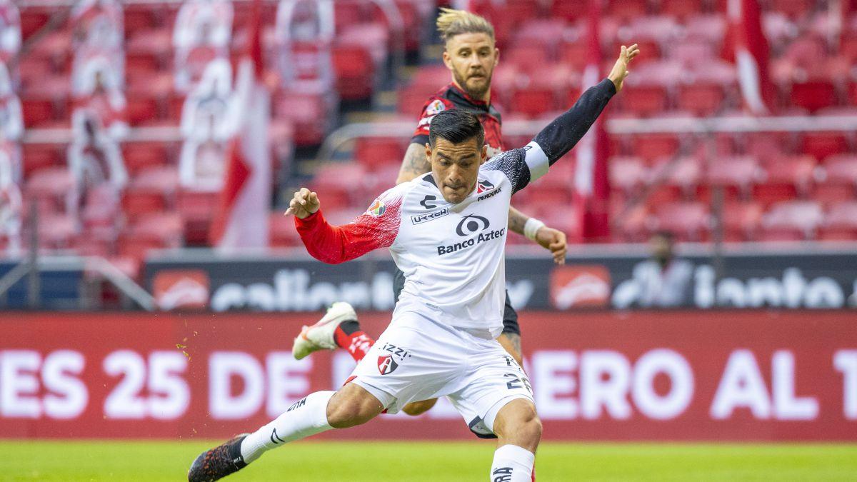 Toluca y Atlas empatan en un partido sin muchas emociones, los Zorros llegan a cinco juegos sin perder