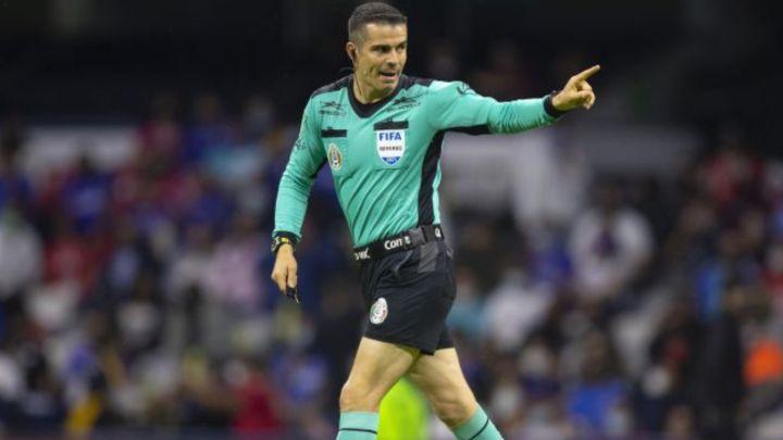 Fernando Hernández será el árbitro de la final de vuelta de Liga MX