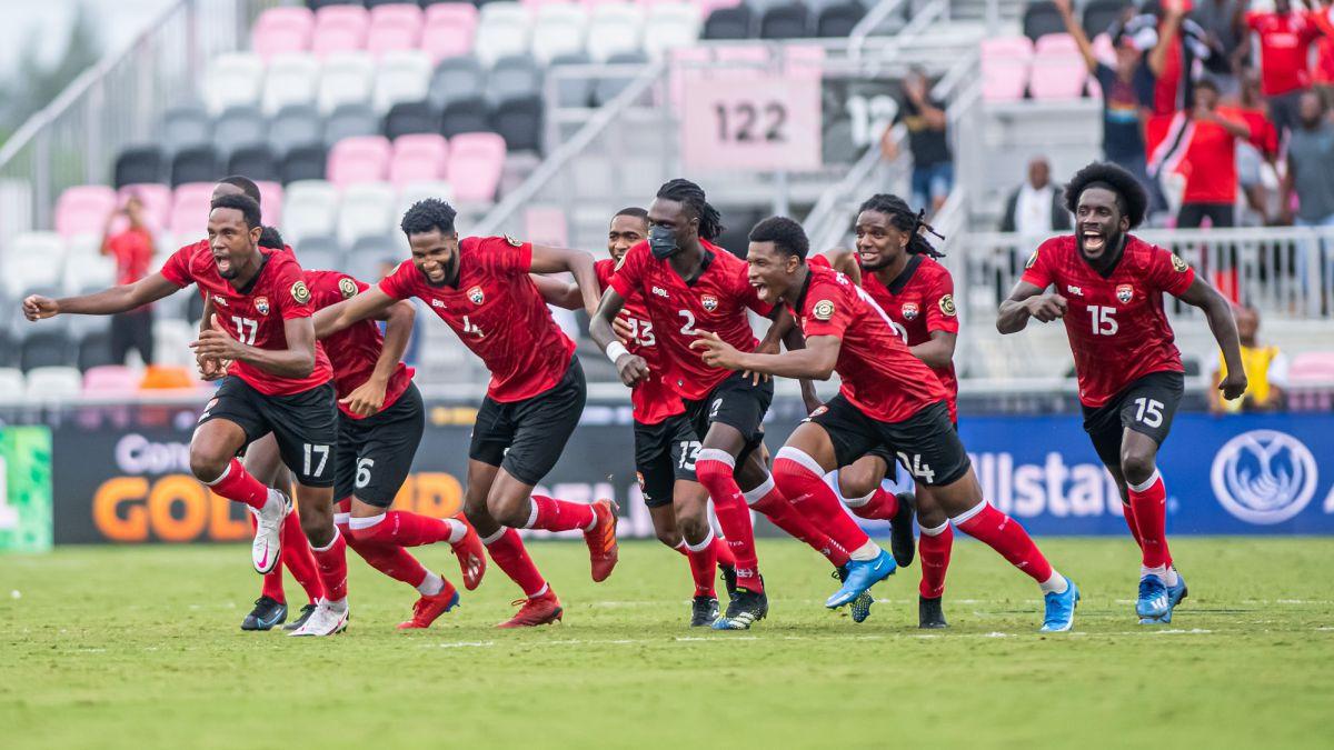 Trinidad y Tobago será el primer rival de México en Copa Oro - AS México