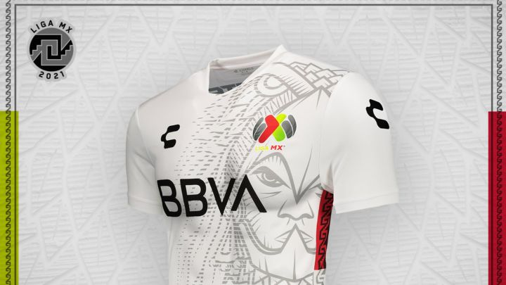 Playera Liga MX