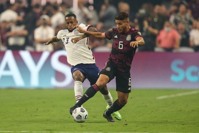 Estados Unidos vs México, Copa Oro 2021