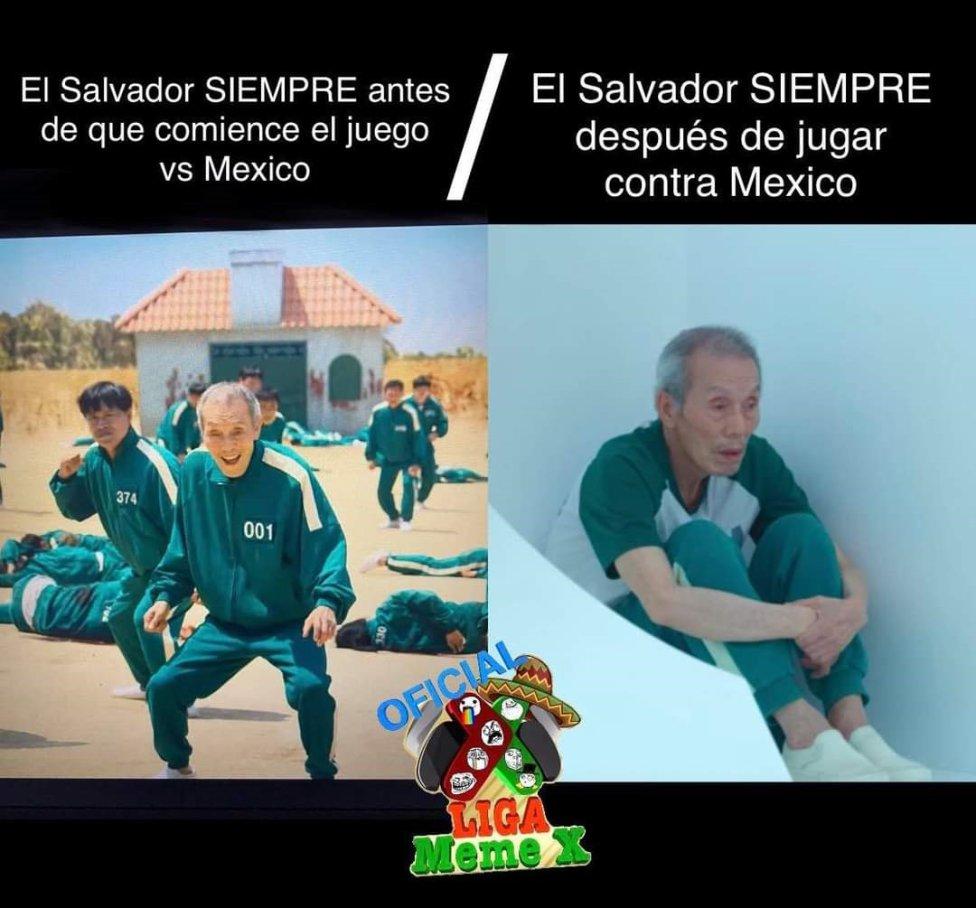 Así quedó El Salvador tras el triunfo contra México