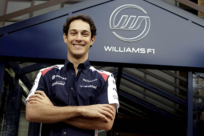Williams ficha a Bruno Senna