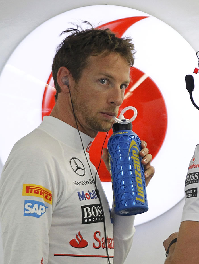 Button descarta irse a Ferrari y estar con Alonso