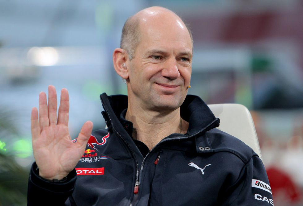 Newey renueva con Red Bull