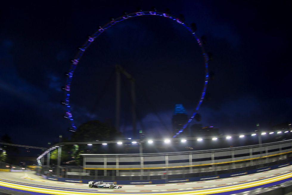Circuito Callejero De Marina Bay : Singapur o el gran premio del futuro para bernie ecclestone as.com