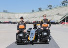 Force India y Lotus confirman su alineación para Montmeló