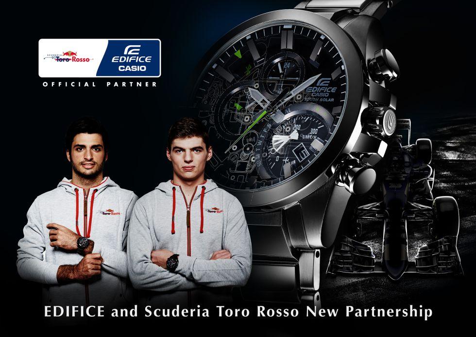 ef54e1839211 F1  Casio da la hora a Toro Rosso - AS.com