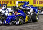 Sauber al límite: no paga y China podría ser su final