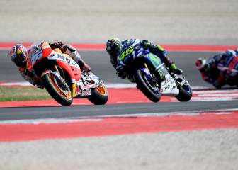 Pedrosa denies Rossi a home win at Misano