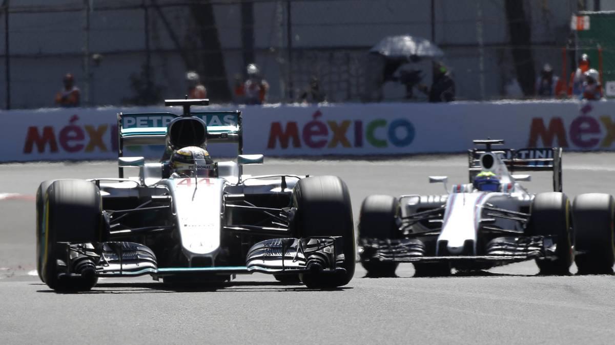 GP México F1 2016: resumen de la carrera en Hermanos Rodríguez - AS.com